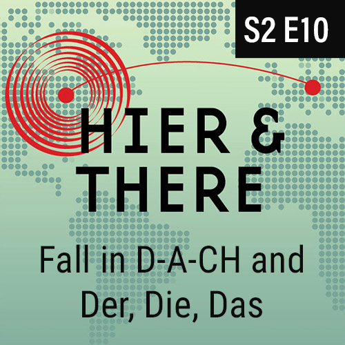 S2E10 - Fall in D-A-CH and Der, Die, Das