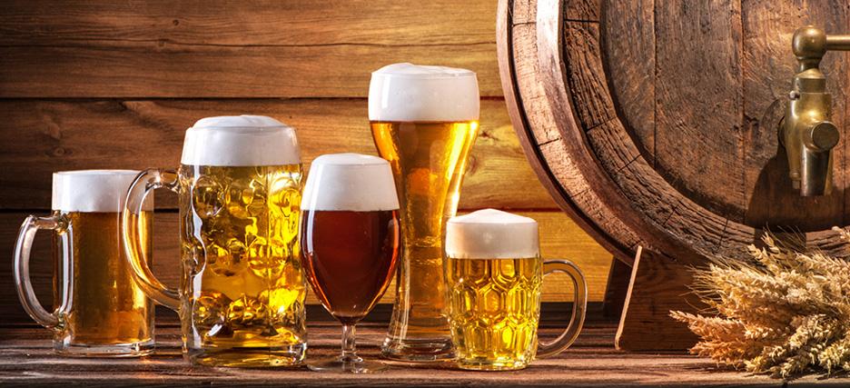 European Specialty Beer Tasting