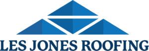 Les Jones roofing logo