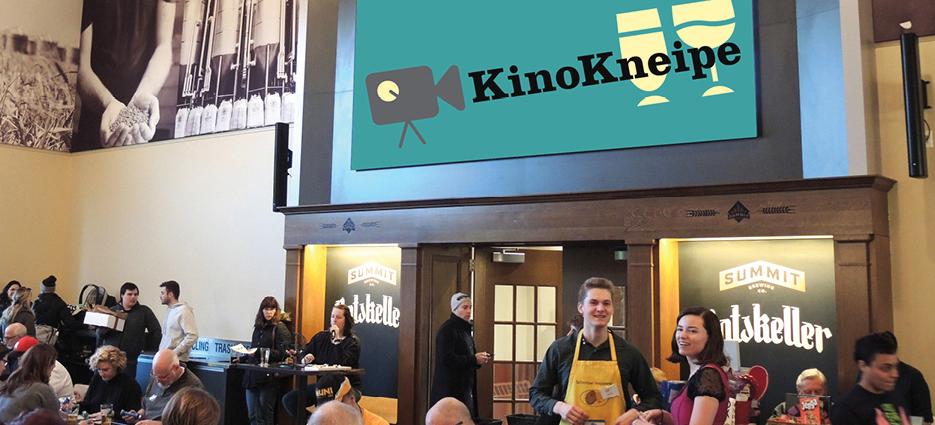 KinoKneipe at Summit Brewing
